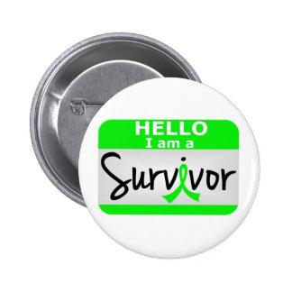 Superviviente 24 png de la enfermedad de Lyme Pin
