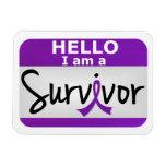 Superviviente 24.png de Leiomyosarcoma Imanes Flexibles