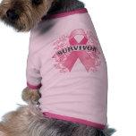 Superviviente Camisas De Mascota