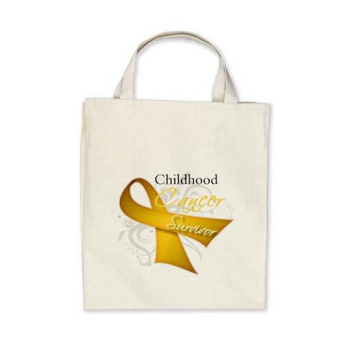 Superviviente - cáncer de la niñez bolsas