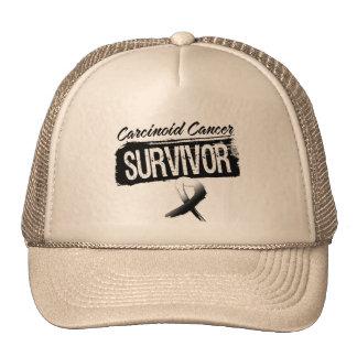 Superviviente carcinoide fresco del cáncer gorra
