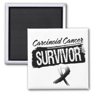 Superviviente carcinoide fresco del cáncer imán de nevera