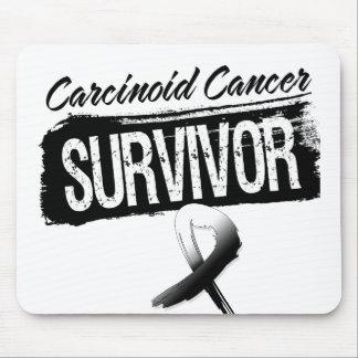 Superviviente carcinoide fresco del cáncer tapetes de raton