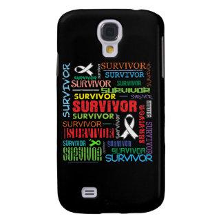 Superviviente Collage png del cáncer de hueso