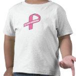 Superviviente de 16 años (cinta del rosa del camiseta