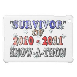 Superviviente de 2010-2011Snow-A-Thon