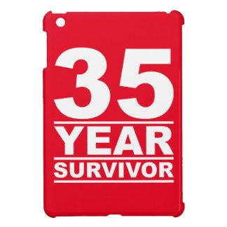 superviviente de 35 años
