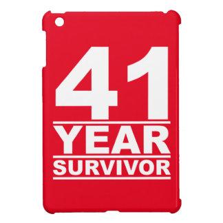 superviviente de 41 años