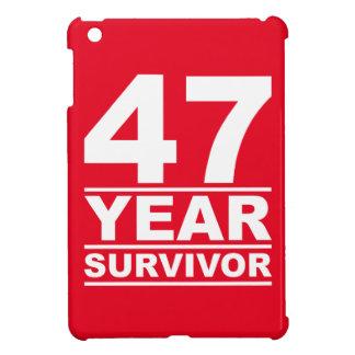 superviviente de 47 años