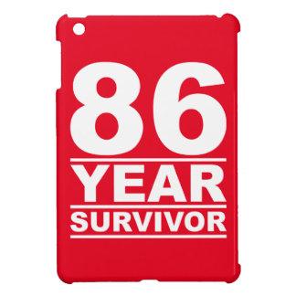 superviviente de 86 años
