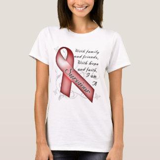 Superviviente de la anemia de la célula falciforme playera