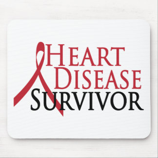 Superviviente de la enfermedad cardíaca tapete de ratones