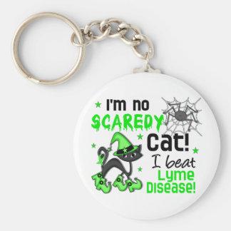 Superviviente de la enfermedad de Halloween 2 Lyme Llaveros Personalizados