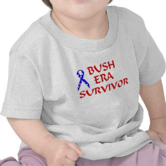 Superviviente de la era de Bush Camiseta