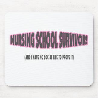 Superviviente de la escuela de enfermería (y yo no tapete de ratones