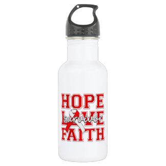 Superviviente de la fe del amor de la esperanza de