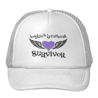 Superviviente de la linfoma de Hodgkin Gorras De Camionero