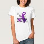 Superviviente de la neurocirugía remera