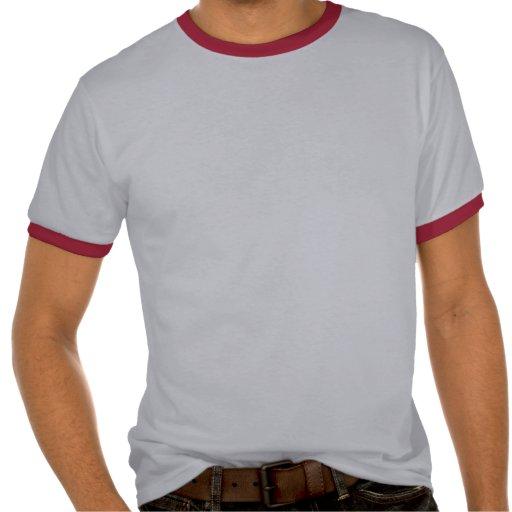 Superviviente de la tierra camiseta