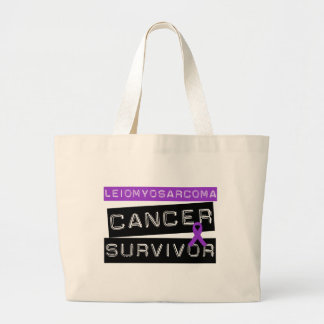 Superviviente de Leiomyosarcoma Bolsas De Mano