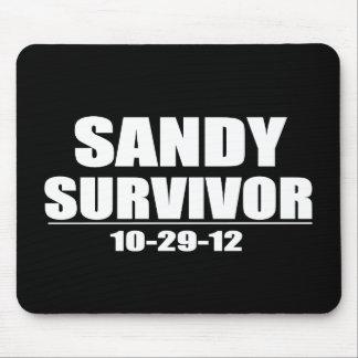 Superviviente de Sandy Alfombrilla De Ratones