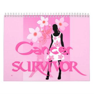 Superviviente del cáncer calendarios