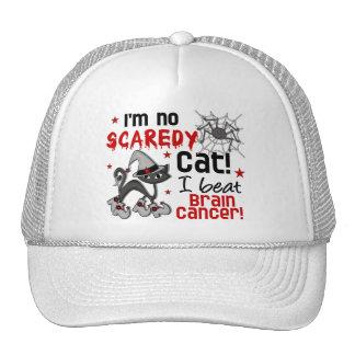 Superviviente del cáncer de cerebro de Halloween 2 Gorras De Camionero