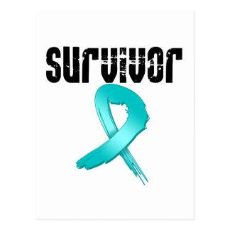 SUPERVIVIENTE del cáncer de cuello del útero Postal
