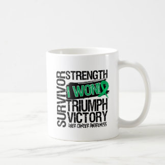 Superviviente del cáncer de hígado que gané tazas de café