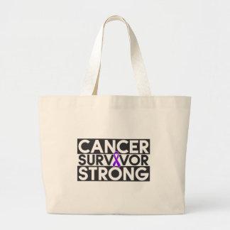 Superviviente del cáncer de Leiomyosarcoma fuerte Bolsa