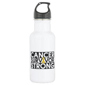 Superviviente del cáncer de Neuroblastoma fuerte