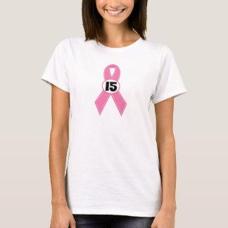 Superviviente del cáncer de pecho de 15 años playera