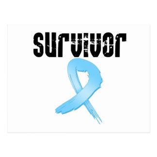 SUPERVIVIENTE del cáncer de próstata Postal