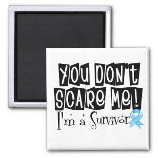 Superviviente del cáncer de próstata usted no me a iman de frigorífico