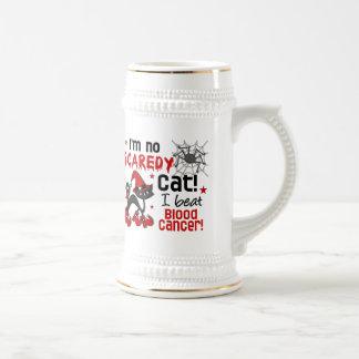 Superviviente del cáncer de sangre de Halloween 2 Taza De Café