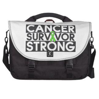 Superviviente del cáncer del linfoma de Non-Hodgki Bolsas Para Portatil
