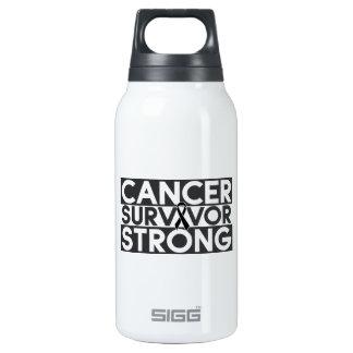 Superviviente del cáncer del melanoma fuerte