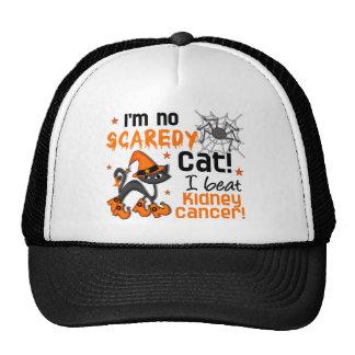 Superviviente del cáncer del riñón de Halloween 2 Gorra