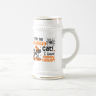 Superviviente del cáncer del riñón de Halloween 2 Taza De Café