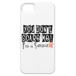 Superviviente del cáncer endometrial usted no me iPhone 5 cárcasa