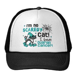 Superviviente del cáncer ovárico de Halloween 2 Gorras