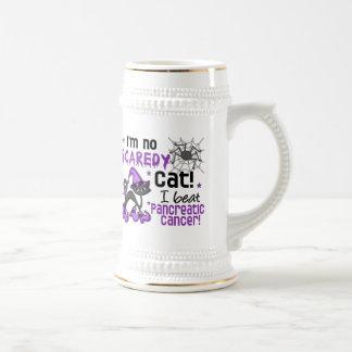 Superviviente del cáncer pancreático de Halloween  Tazas De Café