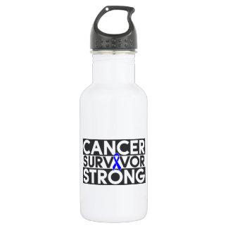 Superviviente del cáncer rectal fuerte