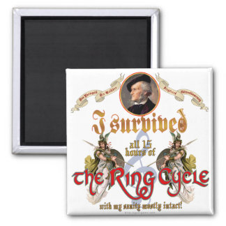 Superviviente del ciclo del anillo imán de frigorífico