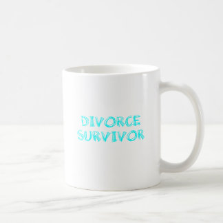 Superviviente del divorcio - 1 - ciánico tazas