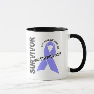 Superviviente del esófago del cáncer taza