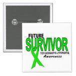 Superviviente del futuro del linfoma de Non-Hodgki Pin