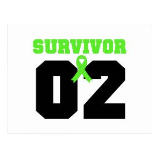 Superviviente del linfoma 02 años postal