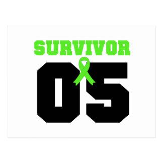 Superviviente del LINFOMA 05 AÑOS Postales