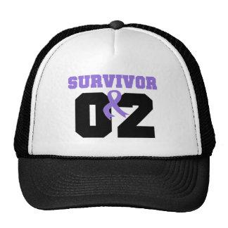 Superviviente del linfoma de Hodgkins 02 años Gorra